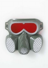 Gas Mask Biohazard