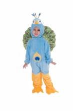 Peacock Toddler 2-4