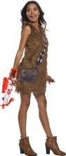 Chewbacca Adult Female L
