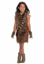 Chewbacca Girl Child Lg