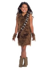 Chewbacca Girl Child Med