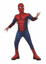 Spiderman Far From Home Dlx Child Large