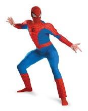 Spiderman DLX STD