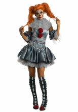 Pennywise Dlx Female S
