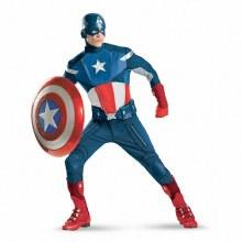 Captain America DLX XL