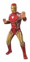 Iron Man End Game Adult Std