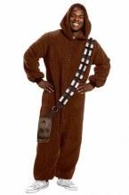 Chewbacca Onesie Adult S