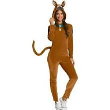 Scooby Doo Jumpsuit Adult S
