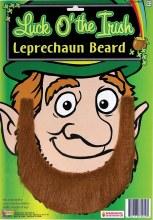 Beard Leprechaun Red
