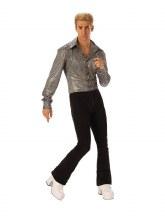 Disco Shirt Boogie Man XL