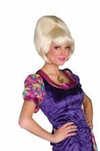 Wig Bubble Blonde Bouffant