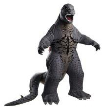 Inflatable Godzilla  Adult OS