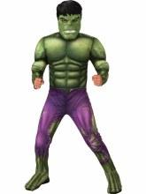 Hulk Dlx Child Small