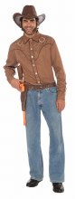 Rifle and Holster Cowboy
