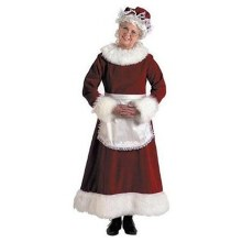 Ms. Claus Dress 12/14