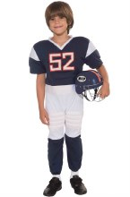 Football Player Child 4-6