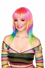 Wig Candi Striped
