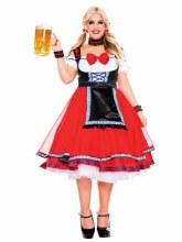 Oktoberfest Beer Girl 1X/2X