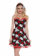Pin Up Attractive Gal M/L