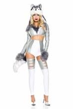 Wild Wolf Woman ML