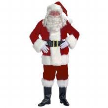 Santa Velvet XXL