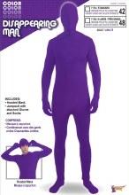 Disappearing Man Purple Std