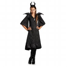 Maleficient Gown Child Large