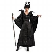 Maleficient Gown Adult L