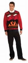 Sweater Christmas Eve Fire Lg