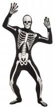 Disappearing Man Skeleton Glow  XL