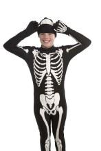 Disappearing Man Skeleton Teen