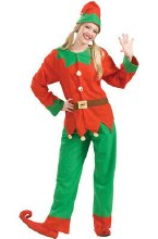 Simply Elf Unisex Costume ~ XL