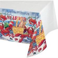 Seafood Celebration Tablecover