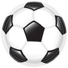 Soccer 10.5in Plates 8ct
