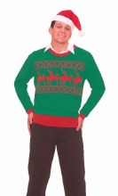 Sweater Reindeer Games M