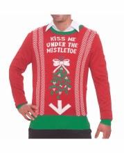 Under Mistletoe Sweater M