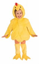 Chicken Yellow Child 4-6