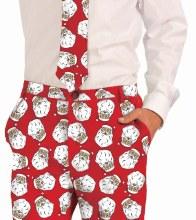 Suit w/ Santa Face Standard Size