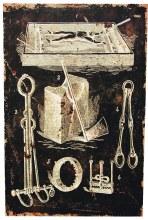 Canvas Print Torture Devices