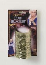 Cuff Bracelet Bronze Medievil