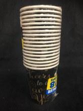 Confetti Celebration 9oz Cups