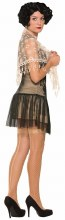Roaring 20's Lace Shawl