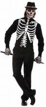 Skeleton Vest - One Size