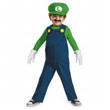 Luigi Classic Toddler 2T