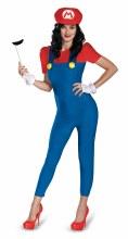 Mario Female Adult L
