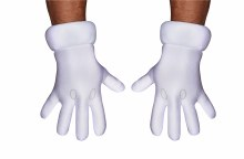 Gloves Super Mario Adult
