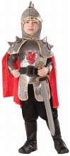 Silver Knight Child Sm