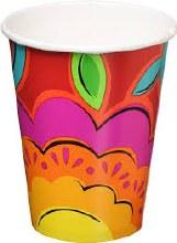 Caliente Paper Cups