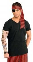 Tattoo Sleeve Pirate