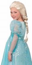 Wig Princess Blonde Child